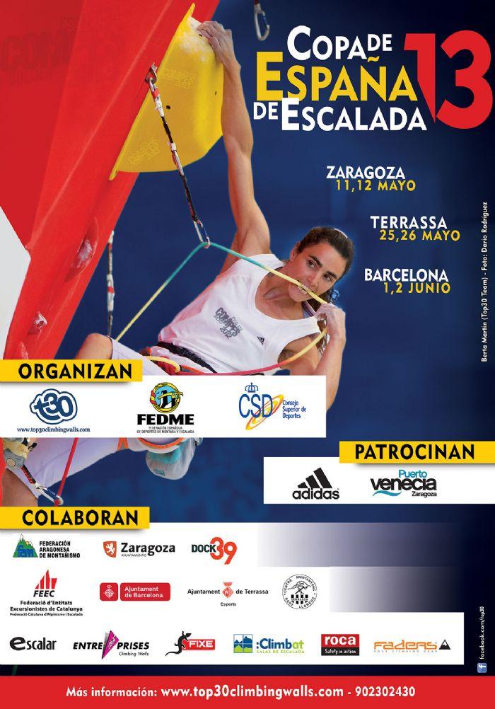 CARTEL COPA ESPAÑA 2013